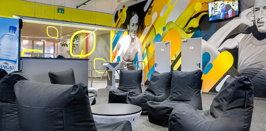 Lemon Gym Vilnius