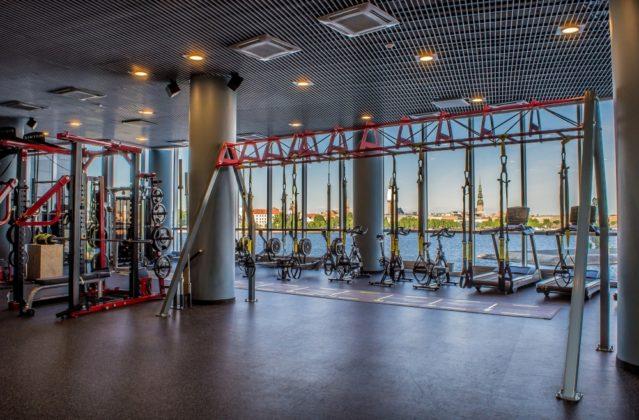 fitness riga