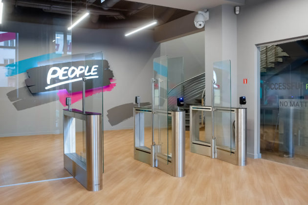 People Fitness club