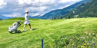 Golf Natalja Kolesnikova