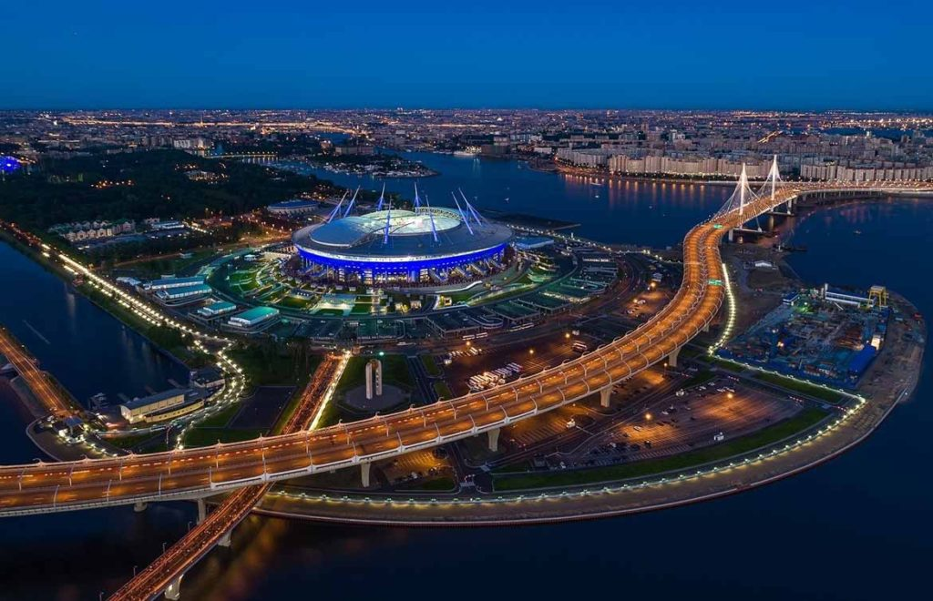 Бесплатные визы в Санкт-Петербург для стран ЕС!