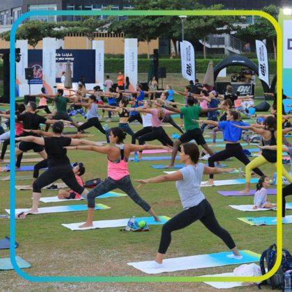 Dubai Fitness Challenge 2019