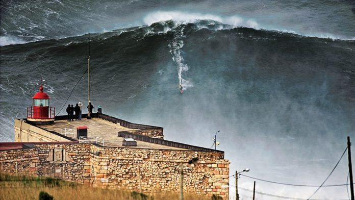 назаре волны