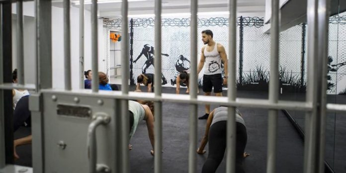 Тюремные тренировки CONBODY