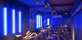 париж фитнес клуб