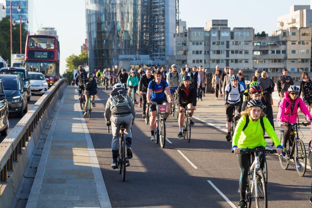 велосипед город