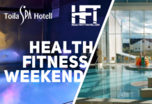 toila spa hotel health fitness weekend
