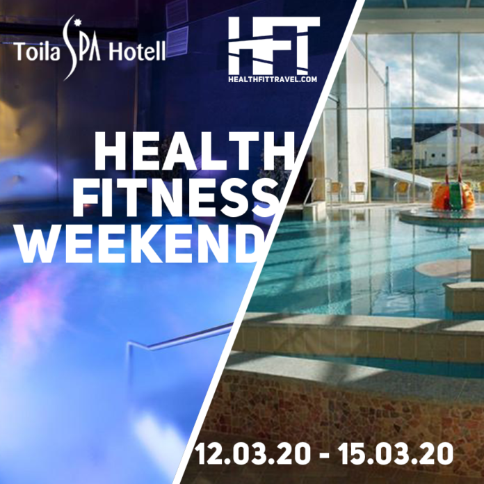 toila spa hotel health fitness weekend