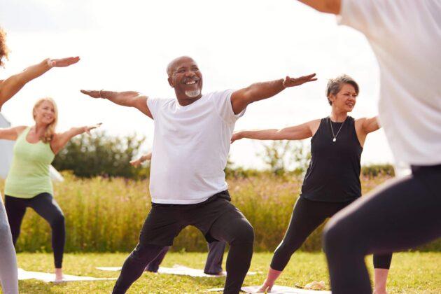 фитнес в Великобритании