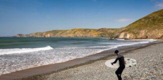 UK surfing