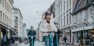 London e scooters