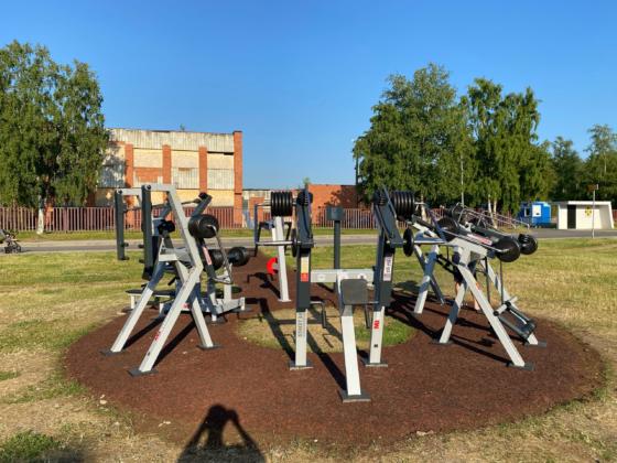 Спортивные площадки в Таллинне