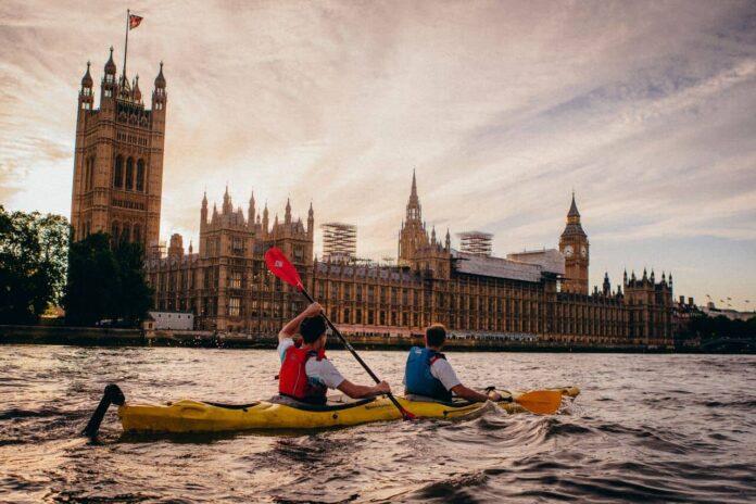 Kayaking Routes England