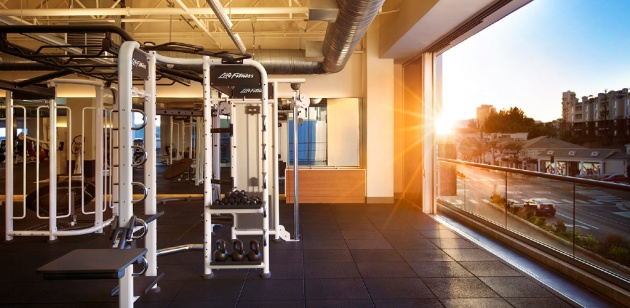 Fitness hotels